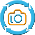 CloudVault Photo Uploader icon