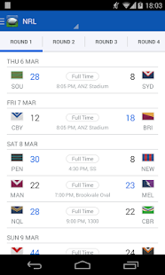 NRL - League Live - screenshot thumbnail