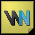 Widget Notes icon