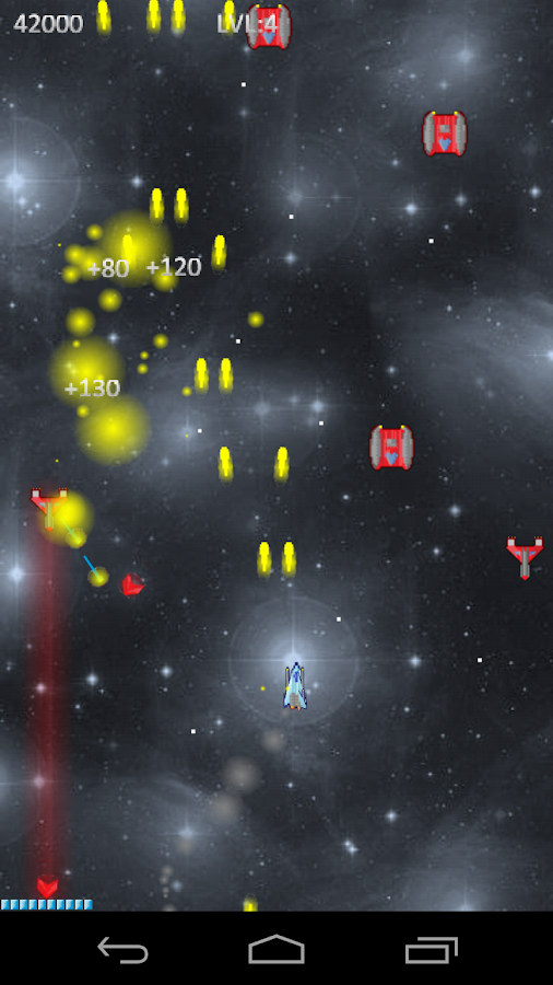 Space Raider- screenshot