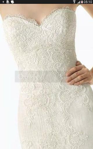 ウェディングドレスのアイデア