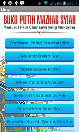 Buku Putih Mazhab Syiah