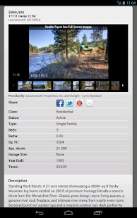 Leavenworth Real Estate Search- screenshot thumbnail