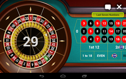 Roulette Live by AbZorba - screenshot thumbnail