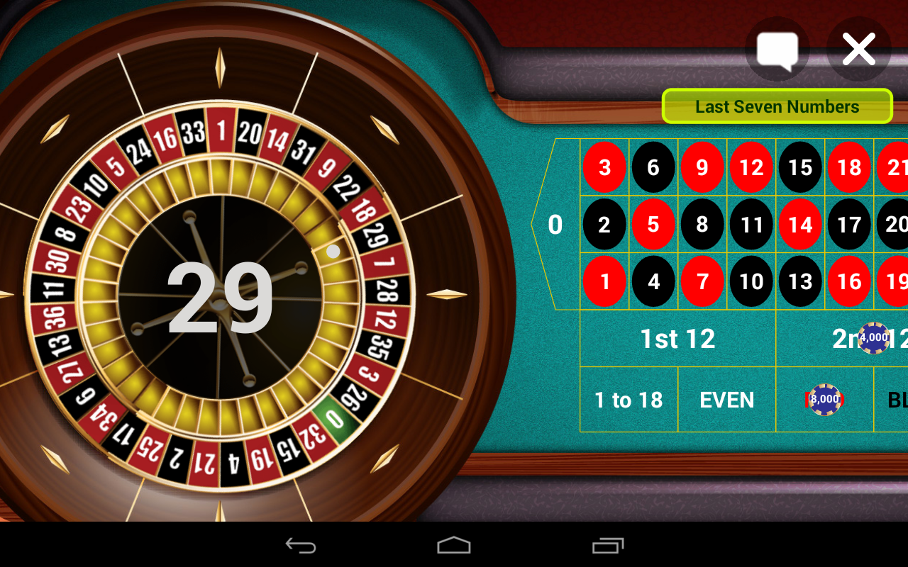 Roulette Live by AbZorba - screenshot