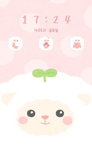 쪼꼬마 Little sheep 고락커 테마