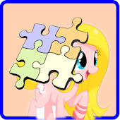 My Pony Jigsaw Puzzle Game