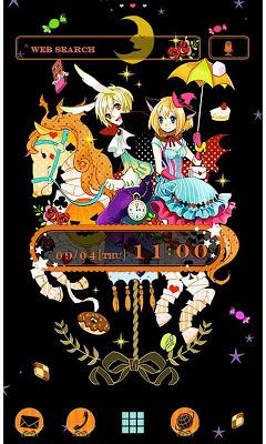 Alice's Halloween Wallpaper - screenshot