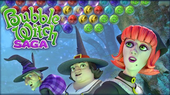 Bubble Witch Saga Screenshot 30