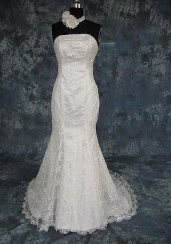 婚纱礼服之谜