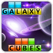 Galaxy Cubes FREE (No Ads)