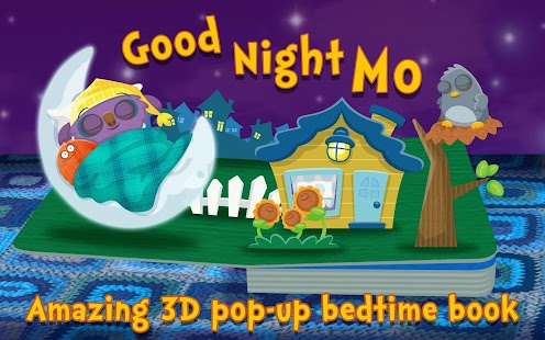 Goodnight Mo Bedtime Book