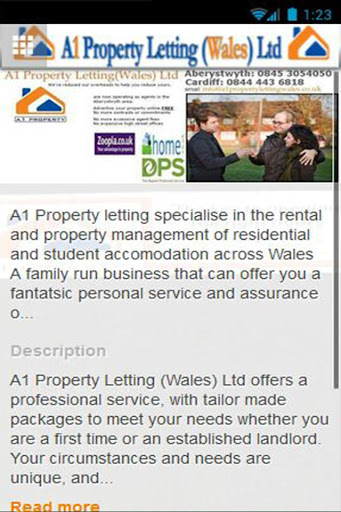 A1 Property Letting