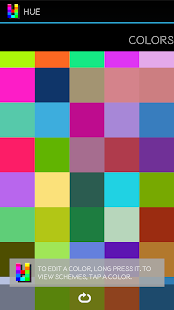 Hue : Your Color Scheme Expert- screenshot thumbnail