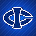ICCC Men's Soccer logo