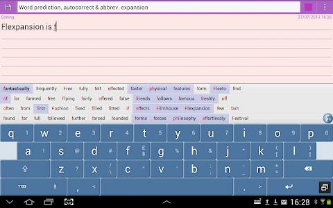 Flexpansion Keyboard FREE v2.140