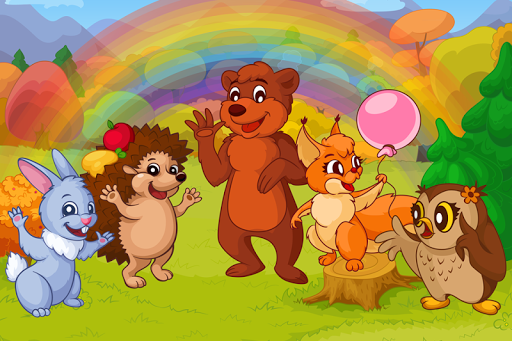 ハリネズミの大冒険2 秋がきたよ!(無料)対象年齢4~6歳