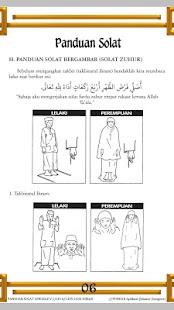 Panduan Solat,Wirid & Doa - náhled