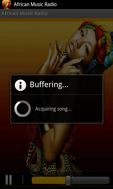 African Music Radio- screenshot
