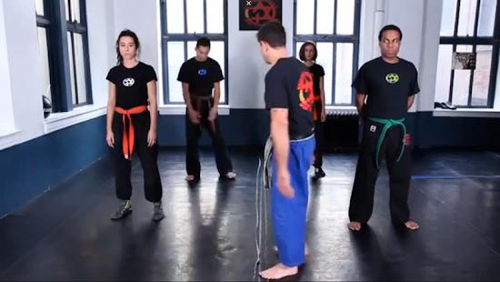 Krav Maga Self Defense Program