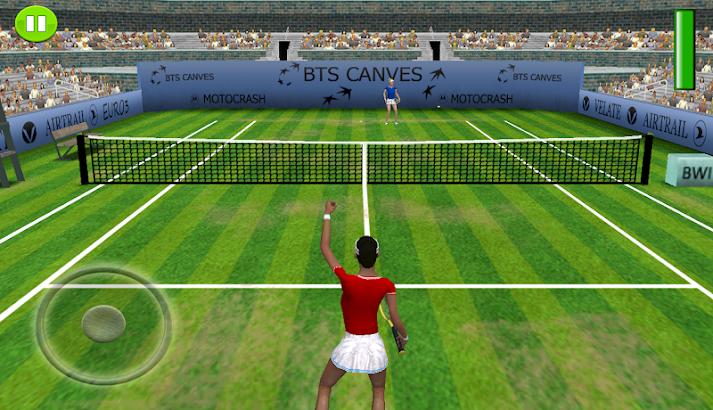 FOG Tennis 3D Exhibition- screenshot thumbnail