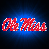 Ole Miss Rebels Live Clock