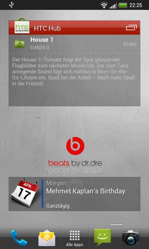 MoreBeats Sense 3.6 Skin - screenshot