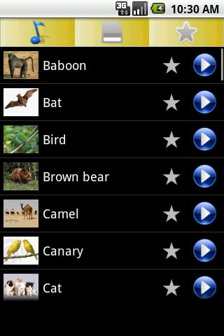 Animals Ringtones