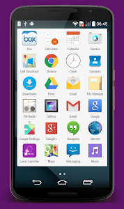 Larus Home (Lollipop Launcher) v1.0.1