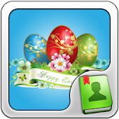 GO Contacts Happy Easter Theme