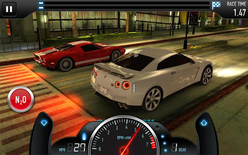CSR Racing Android İndir