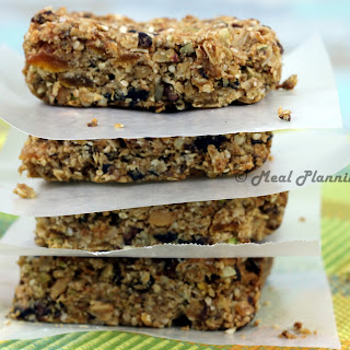 Honey Bear Granola Bars