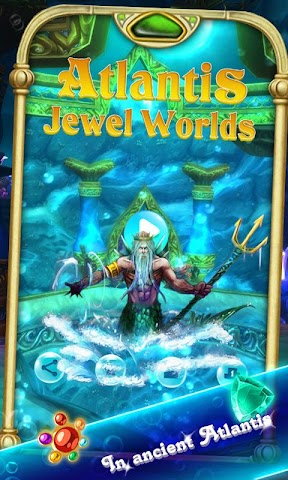 android Atlantis Jewel Worlds Screenshot 0