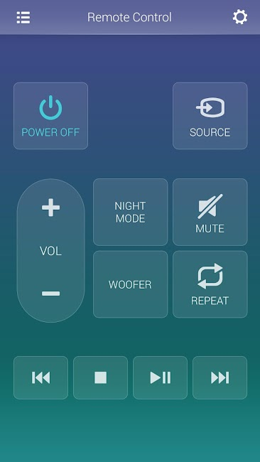 #2. Audio Remote (Android)