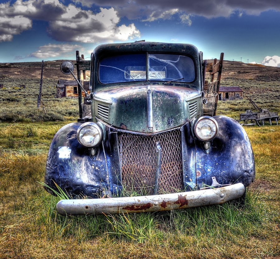 by Brent Clark - Transportation Automobiles ( truck, automobile, transportation, antique,  )
