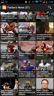 Pigskin Hub - Packers News- screenshot thumbnail