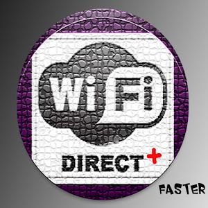 WiFi Direct + 通訊 App LOGO-硬是要APP