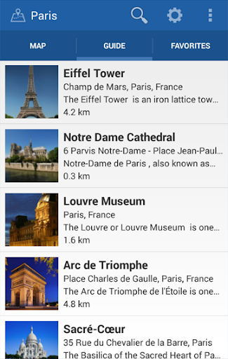 City Guides Maps Offline