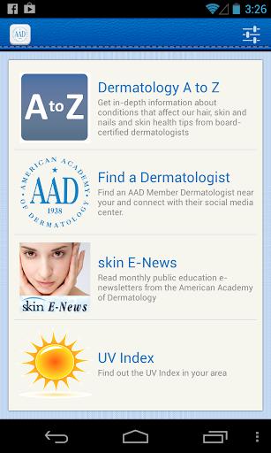 【免費健康App】Dermatology A-Z-APP點子