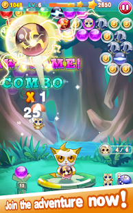 7 Bubble Cat 2 App screenshot