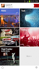 Daydream: RSS Feeds mittels Google Currents und Flipboard anzeigen