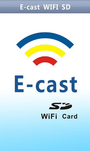 E-cast WiFi SD