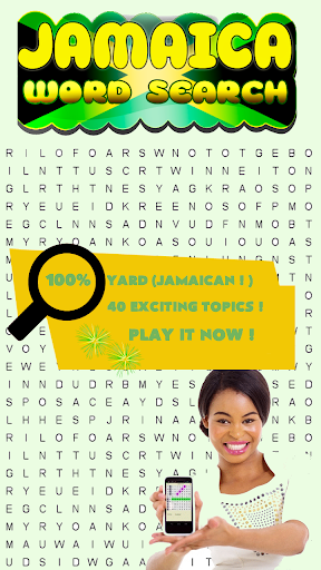 Jamaica WordSearch