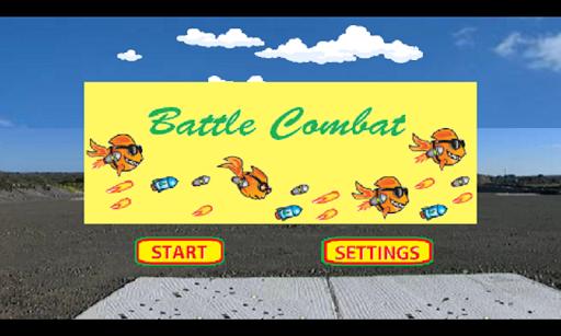 Battle Combat action
